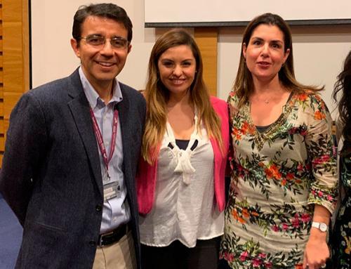 Soledad Garcés participa en encuentro de la Red de Convivencia Escolar